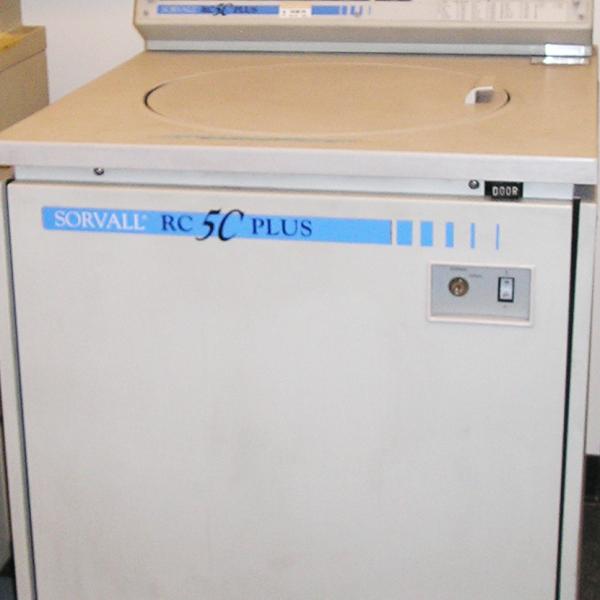 High Performance Centrifuge Sorvall RC5C