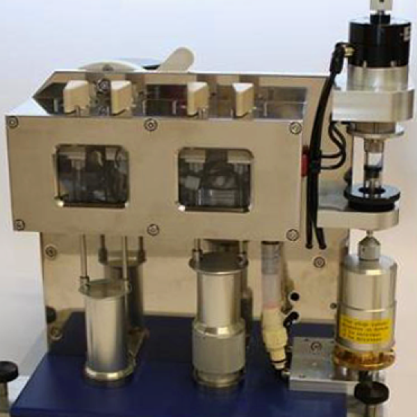 Stopped-Flow unit for fast kinetics
