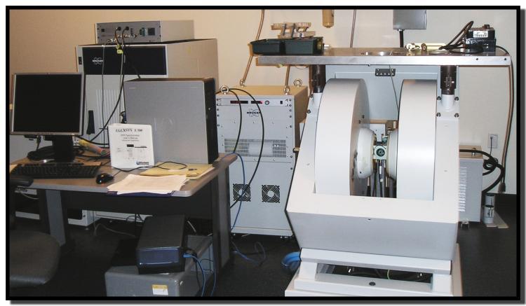 Bruker Elexsys 500 EPR spectrometer