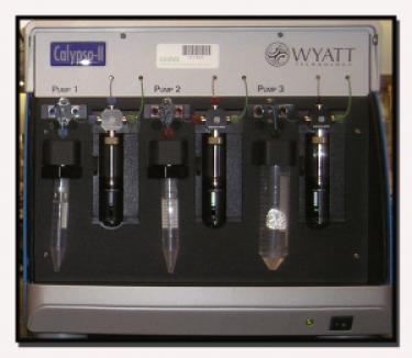 CG MALS Instrument
