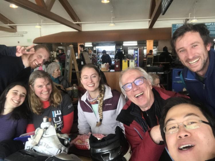 March 2020 Cech Lab Ski Trip