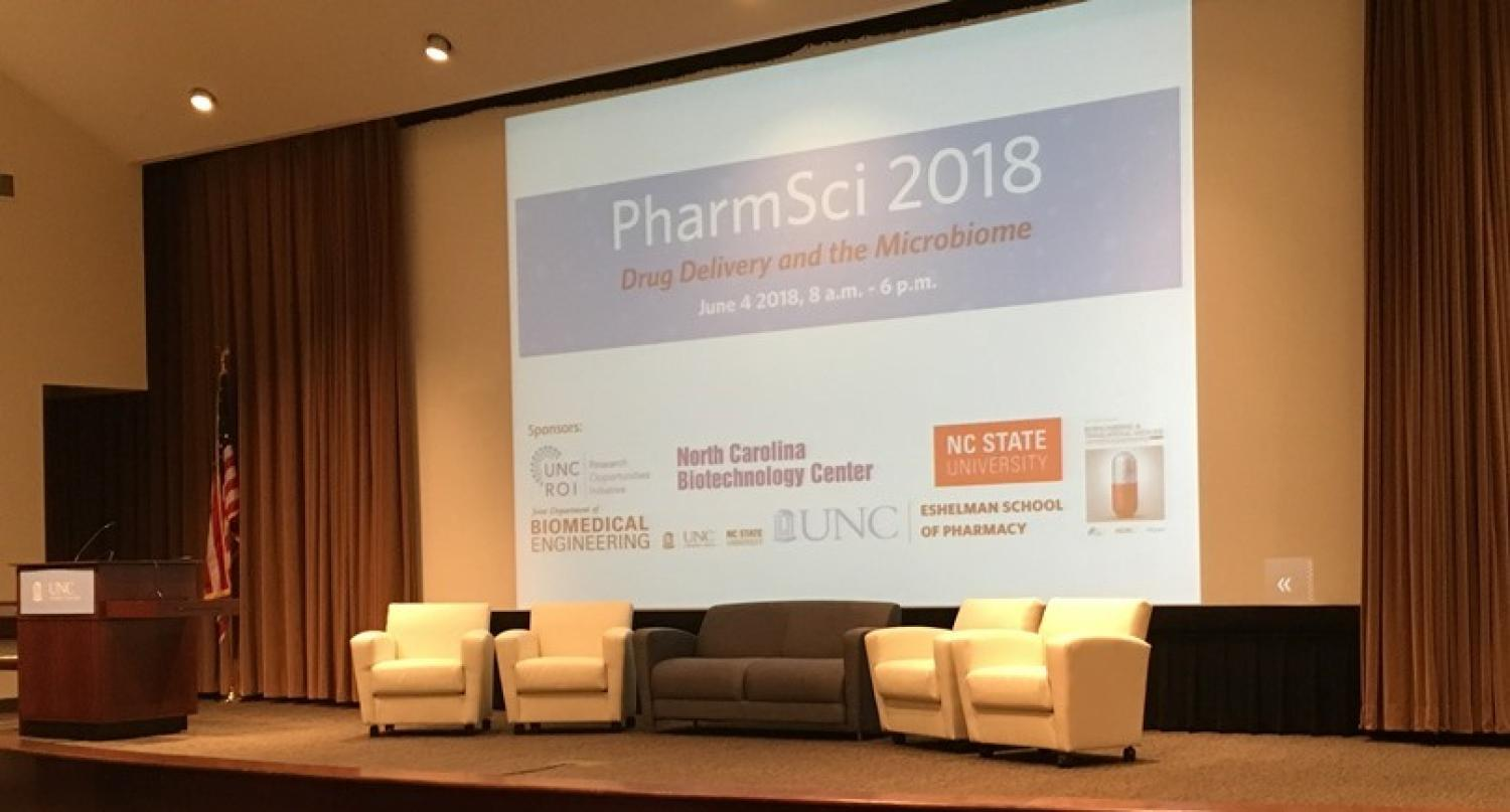 Anushree at PhaemSci 2018