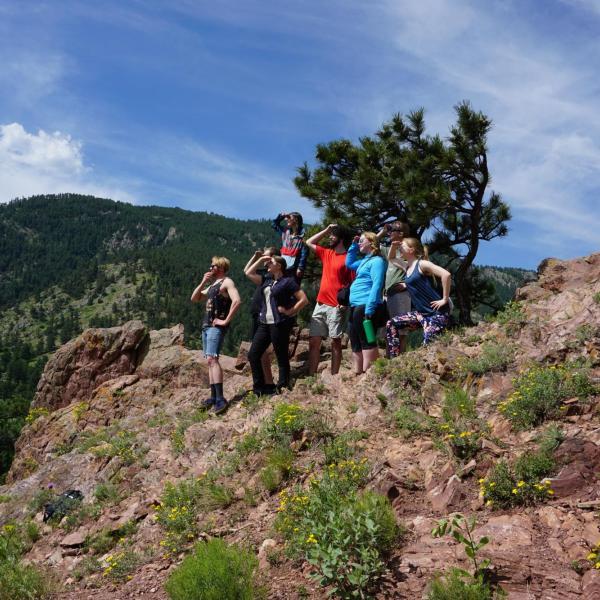 Group Hike - Settler's Park 2019