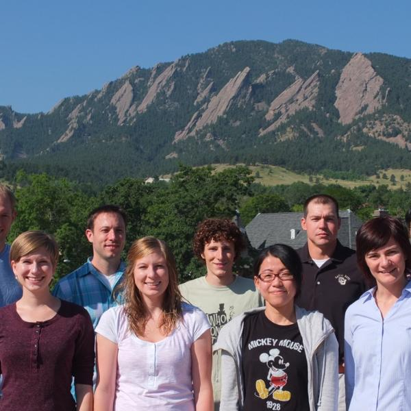 Group Photo (August, 2012)