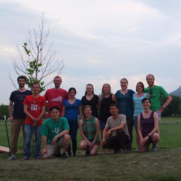 Group Photo (June, 2015)
