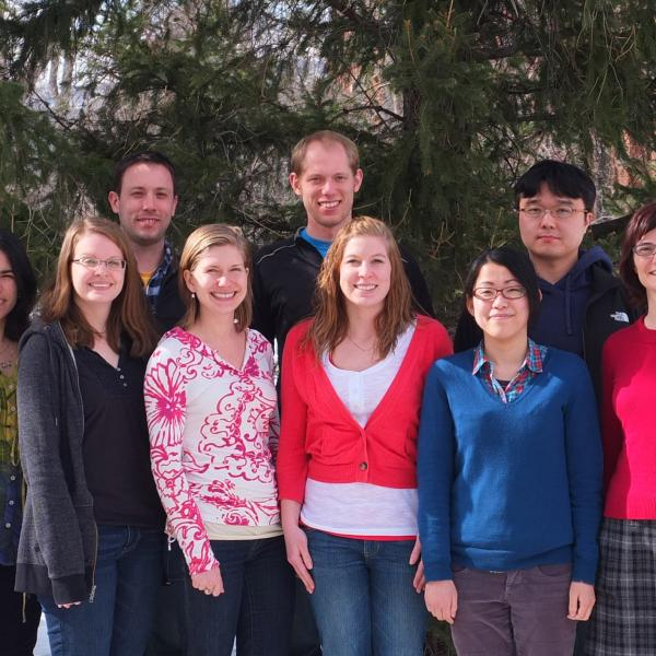 Group Photo (March, 2013)