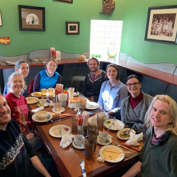 Group Lunch (December 2019)
