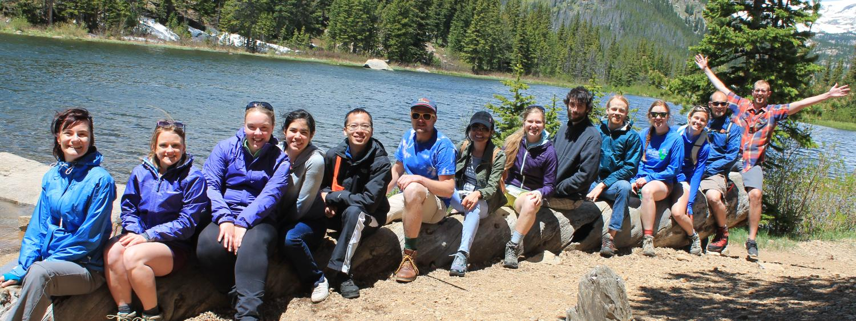 Group Hike at Lost Lake (June 2016)