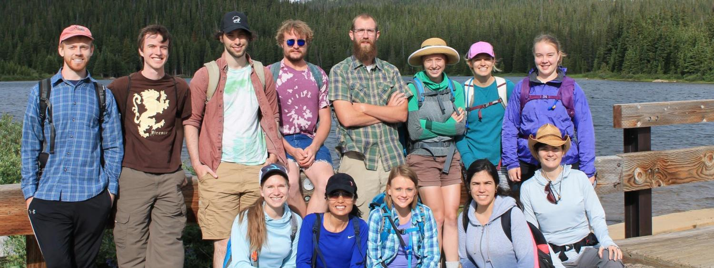 Group Hike at Lake Isabelle (July 2017)