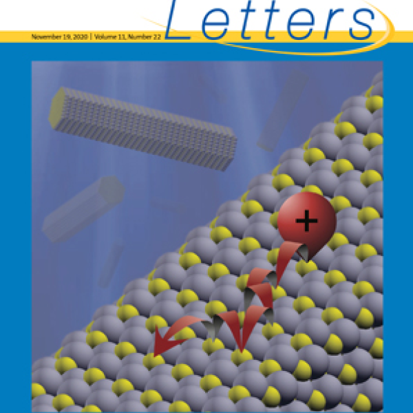 Phys. Chem. Letters cover art