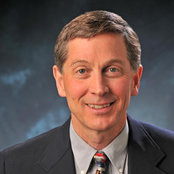 Portrait of Steven M. George at CU Boulder