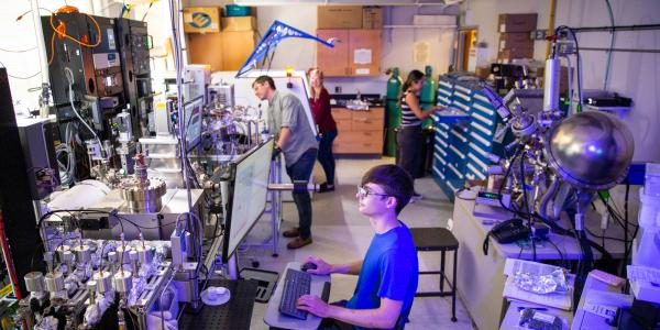 University of Colorado at Boulder, Steven M. George Research Group; Laboratory with ALD, ALE, XPS, XRR, XRD, X-ray, AES, Ellipsometry