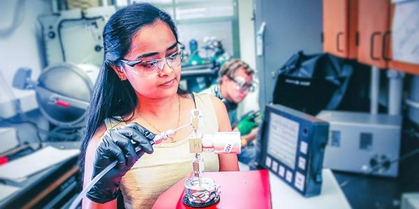 Neha Mahuli at VacuumLeak Detector