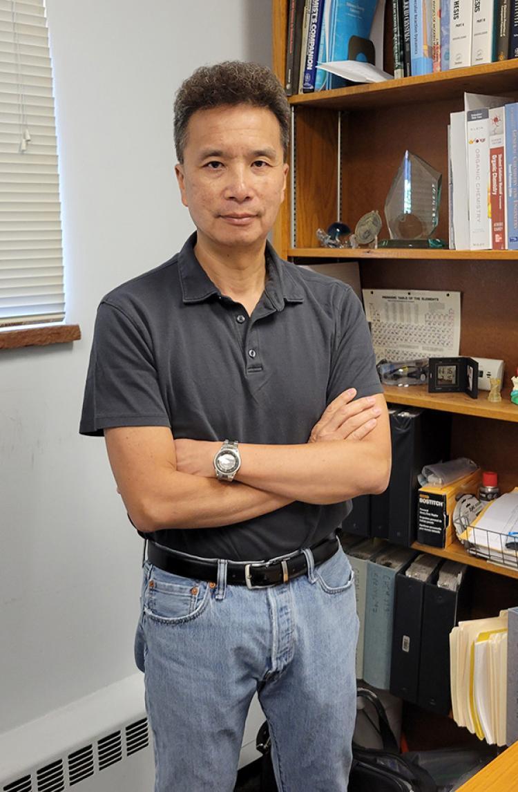 Professor Doug Gin