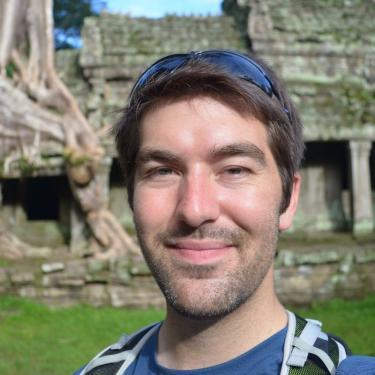 Portrait of Aaron Opdyke