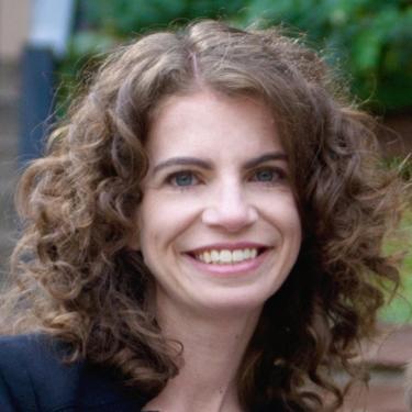 Portrait of Amy Javernick-Will