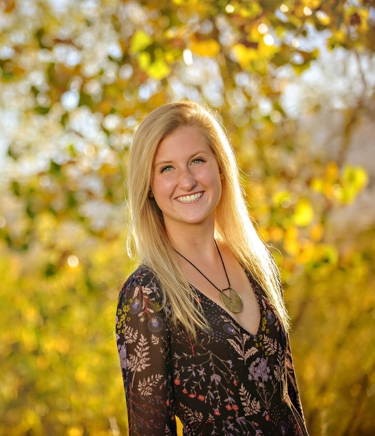 Portrait of Shelby Buckley