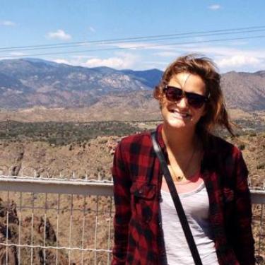 Portrait of Rebecca Scheetz