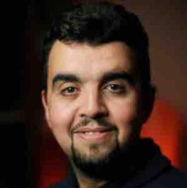 Portrait of Wesam Beitelmal
