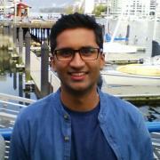 Portrait of Pranav Chintalapati