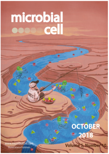 Microbial Cell cover