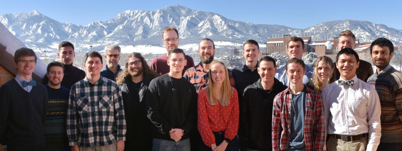 Group Photo February 2020