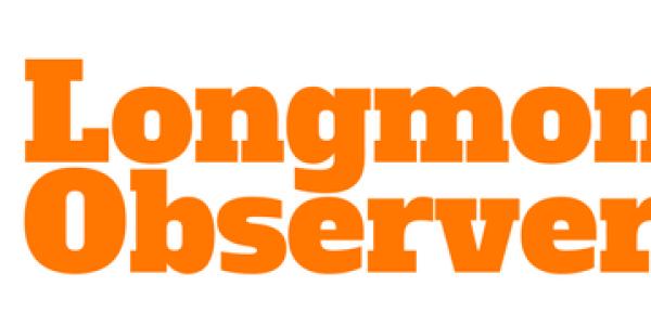 Longmont Observer logo, licensed CC-BY.