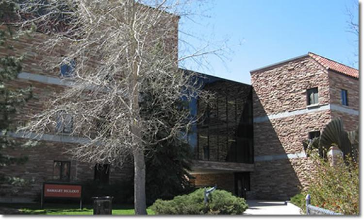ramaley biology building