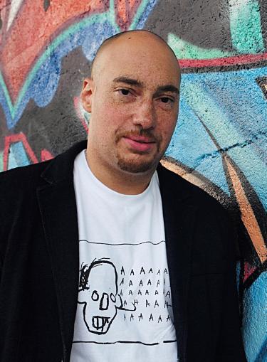 Professor Adam Bradley, RAP Lab Director