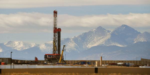 Colorado Fracking