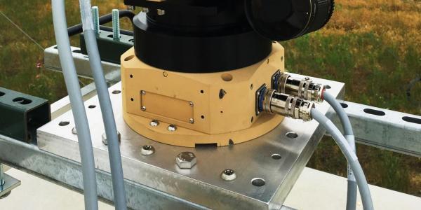 a laser transmitter device