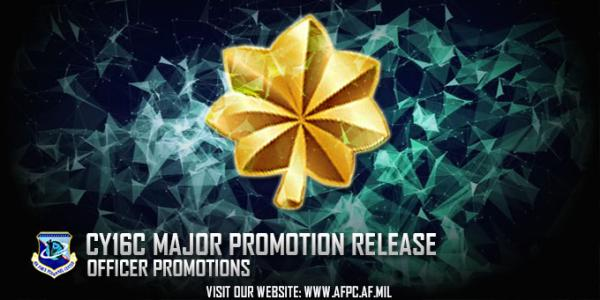 The CY16C Major Promotions Logo