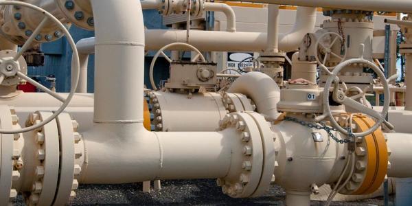 Detection of Methane Leak