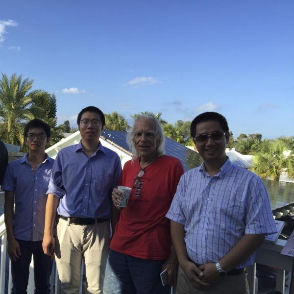 2015.11: Visiting Historic Green Village on Ana Maria Island, FL