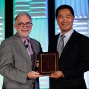 Dr. Zuo award