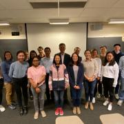 Students with Dr. Chen