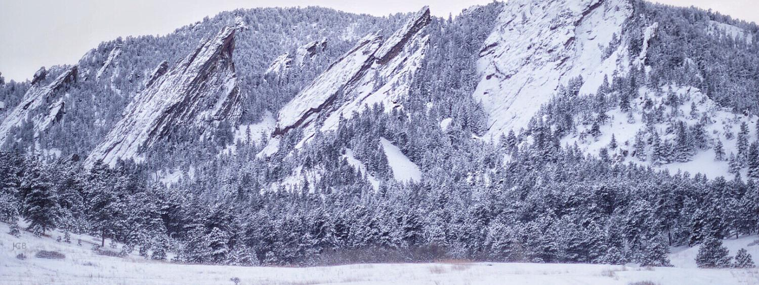 JCB's Flatirons Photo