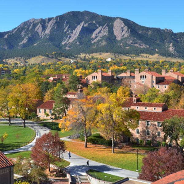University of Colorado-Boulder Campus