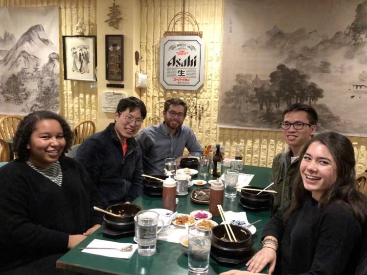 Group photo - Feb 2020