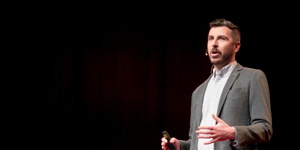 Scott at TEDx