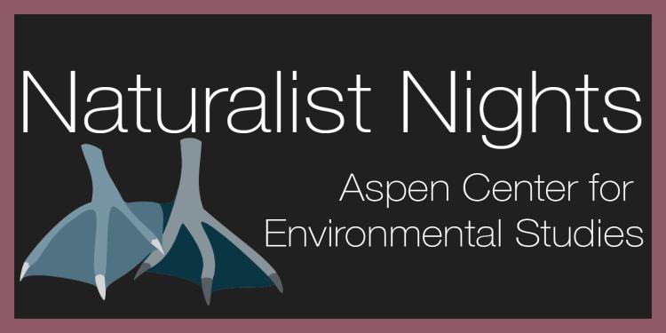 Naturalist Nights at the Aspen Center for Environmental Studies