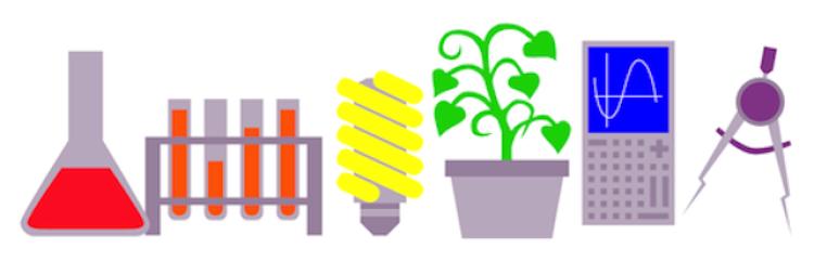 Diversity in STEM logo