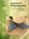 Cover of Journal of Biogeography - Blue-footed Booby