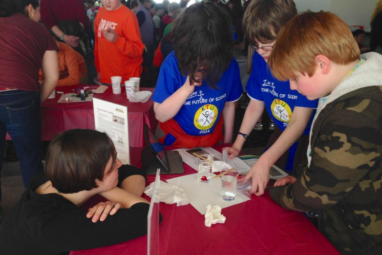 Kids Tech Virginia Tech