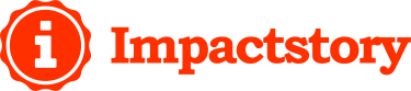 Impactstory logo