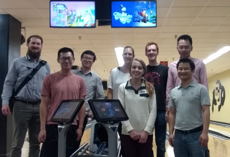 Wang Lab Bowling