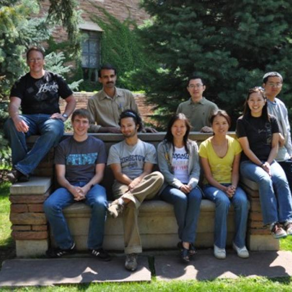 2010 The Zhang Group Picture