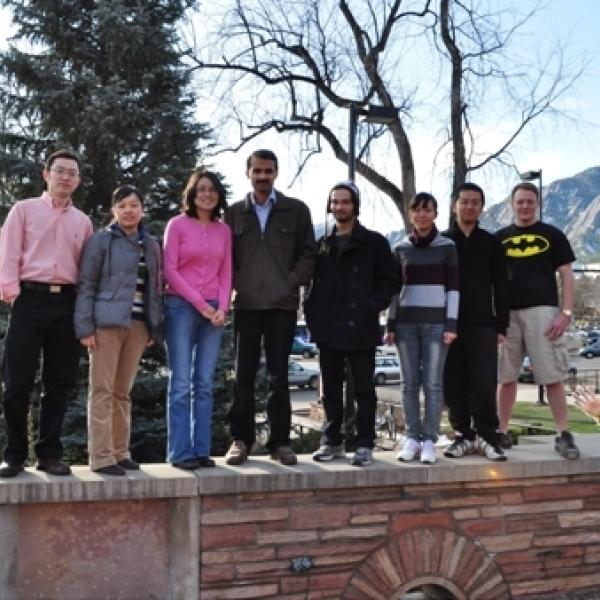 2009 The Zhang Group Picture