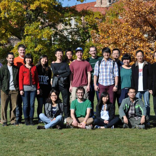 2013 The Zhang Group Picture