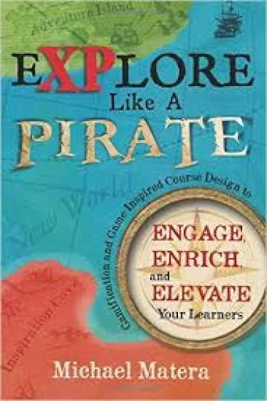 Explore like a pirate book cover